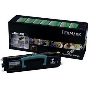 Lexmark 24016SE изкупуване на празна черна тонер касета