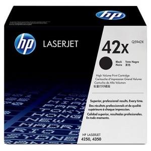 HP Q5942X изкупуване на празна черна тонер касета