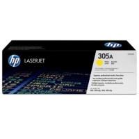 HP CE412A изкупуване на празна жълта тонер касета