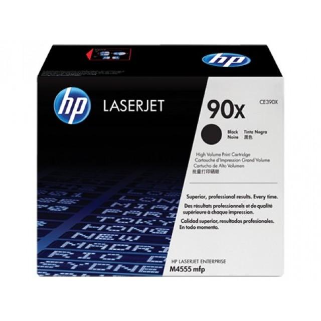 HP CE390X изкупуване на празна черна тонер касета