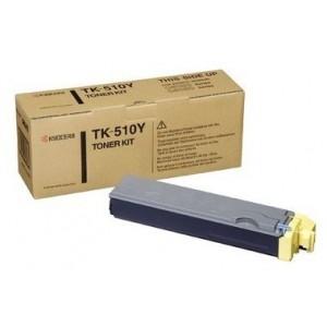 Kyocera TK-510Y изкупуване на празна жълта тонер касета