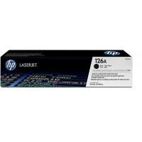 HP CE310A изкупуване на празна черна тонер касета