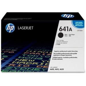 HP C9720A изкупуване на празна черна тонер касета