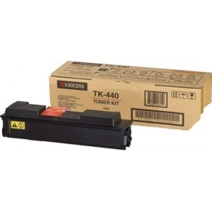 Kyocera TK-440 изкупуване на празна черна тонер касета