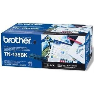 Brother TN-135BK изкупуване на празна черна тонер касета