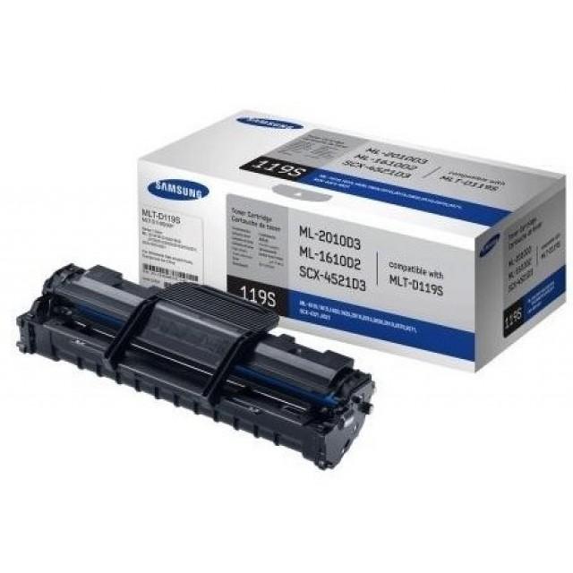 Samsung MLT-D119S изкупуване на празна черна тонер касета