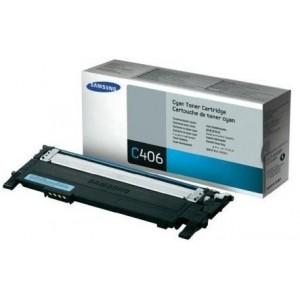 Samsung CLT-C406S изкупуване на празна синя тонер касета