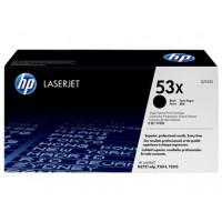 HP Q7553X изкупуване на празна черна тонер касета
