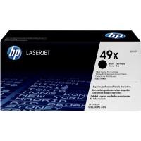 HP Q5949X изкупуване на празна черна тонер касета
