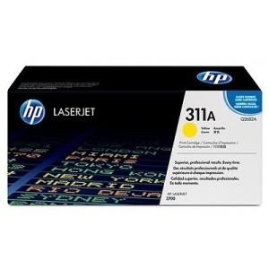 HP Q2682A изкупуване на празна жълта тонер касета