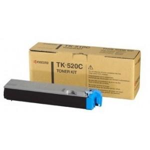 Kyocera TK-520C изкупуване на празна синя тонер касета