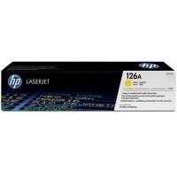 HP CE312A изкупуване на празна жълта тонер касета