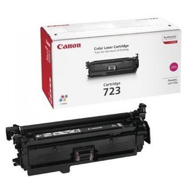 Canon CRG-723M оригинална червена тонер касета
