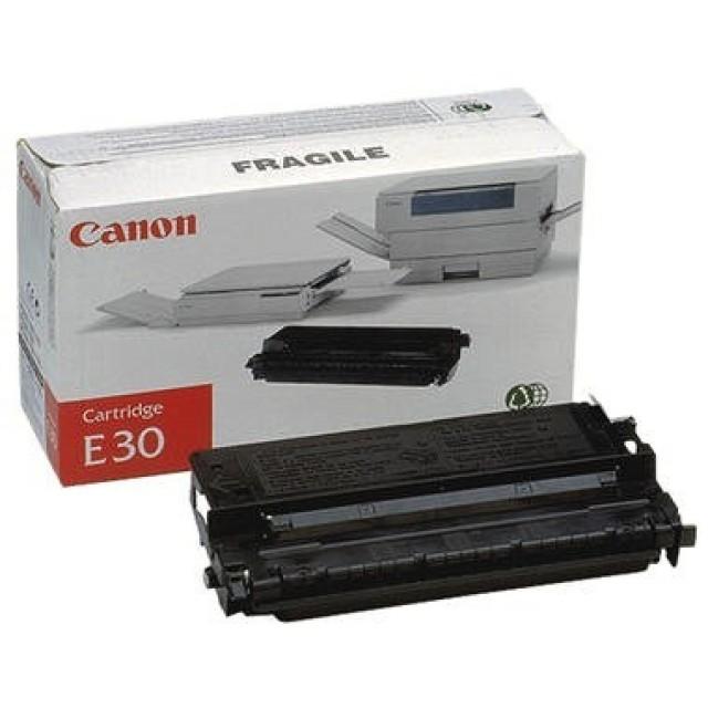 Canon E30 оригинална черна тонер касета