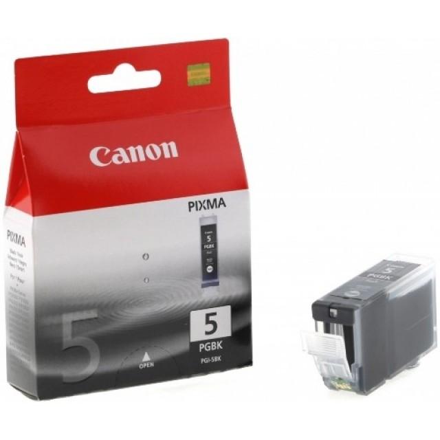 Canon PGI-5BK черна мастилена касета