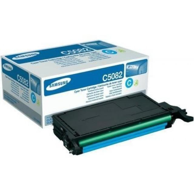 Samsung CLT-C5082S оригинална синя тонер касета