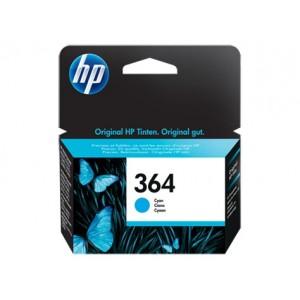 HP CB318EE синя мастилена касета 364