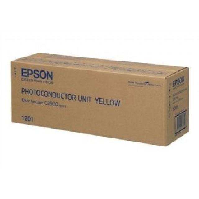 Epson C13S051201 оригинален жълт барабанен модул