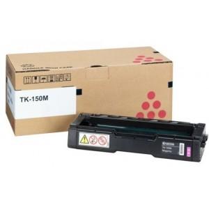 Kyocera TK-150M оригинална червена тонер касета