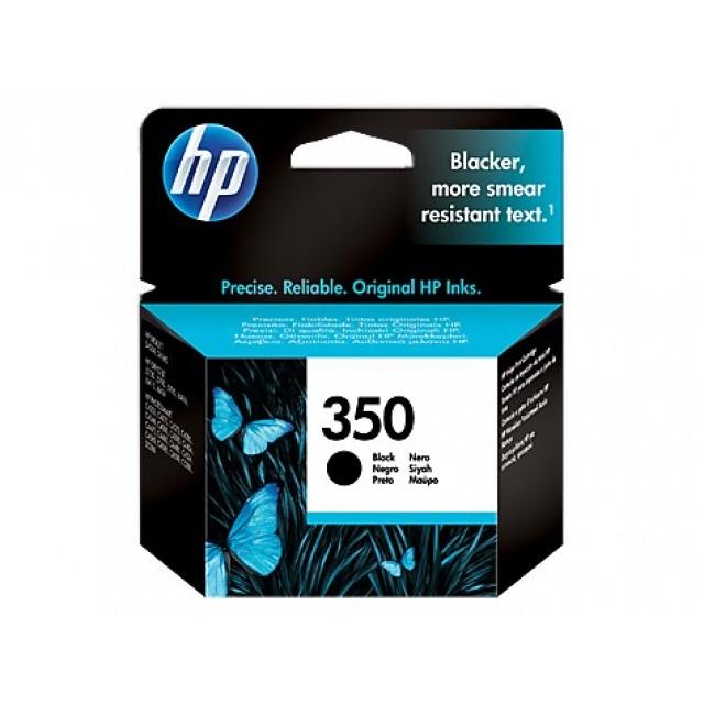 HP CB335EE черна мастилена касета 350
