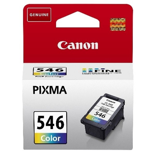 Canon CL-546 трицветна мастилена касета
