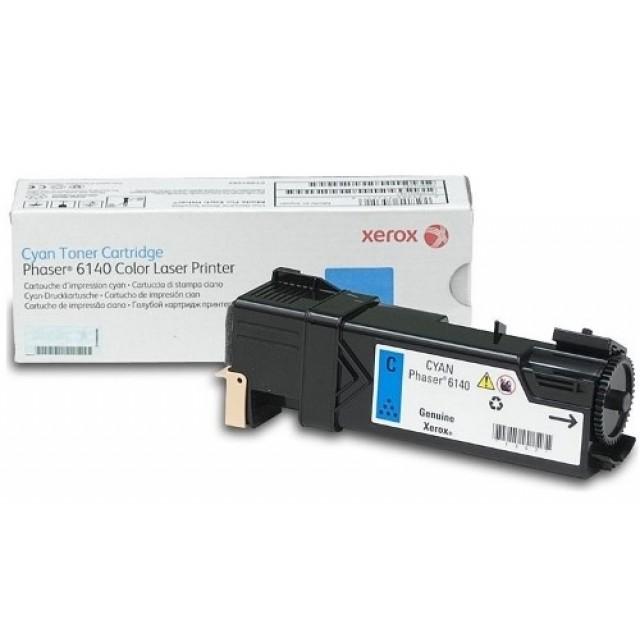 Xerox 106R01481 оригинална синя тонер касета