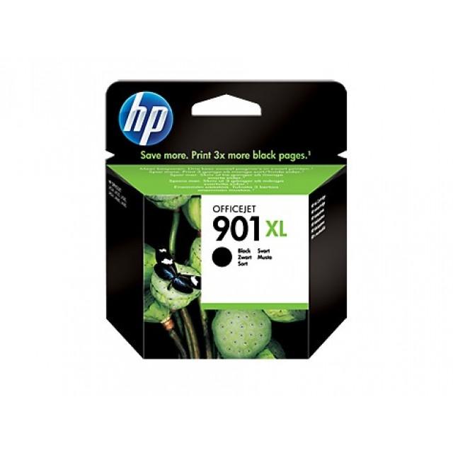 HP CC654AE черна мастилена касета 901XL