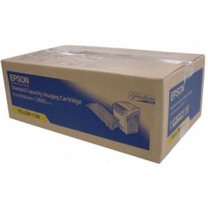 Epson C13S051128 оригинална жълта тонер касета