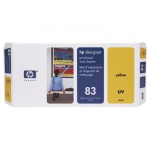 HP C4963A жълта UV печатаща глава 83
