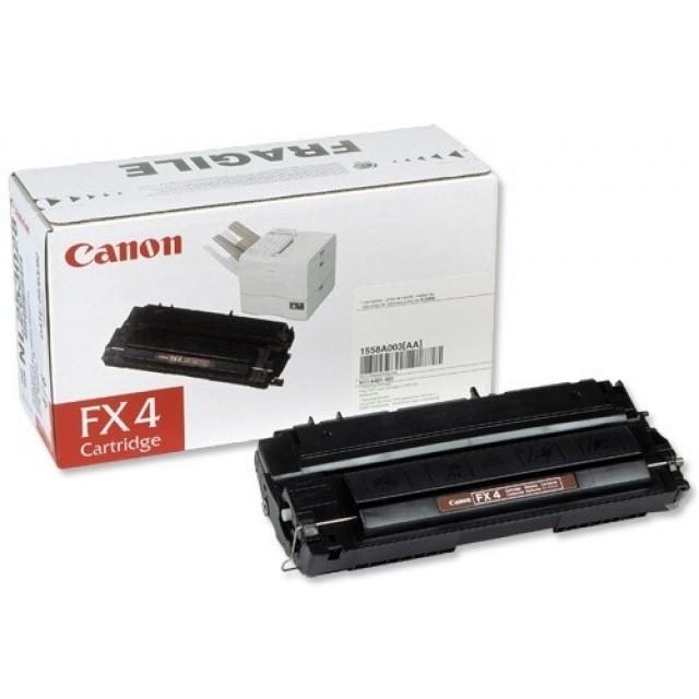 Canon FX-4 оригинална черна тонер касета