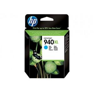 HP C4907AE синя мастилена касета 940XL