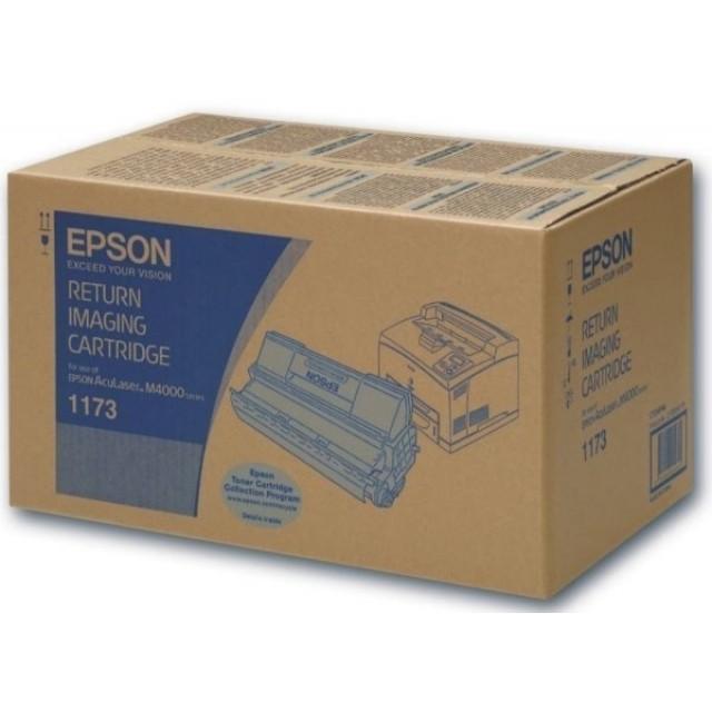 Epson C13S051173 оригинална черна тонер касета (return program)