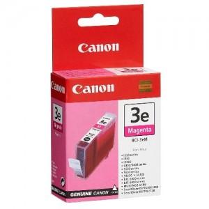 Canon BCI-3еM червена мастилена касета