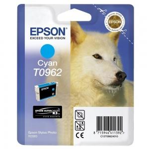 Epson T0962 синя мастилена касета
