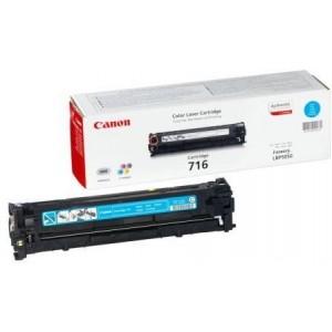 Canon CRG-716C оригинална синя тонер касета