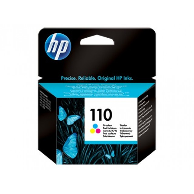 HP CB304AE трицветна мастилена касета 110