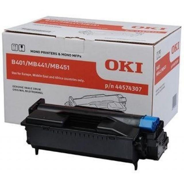 OKI 44574307 оригиналнeн черен барабанен модул