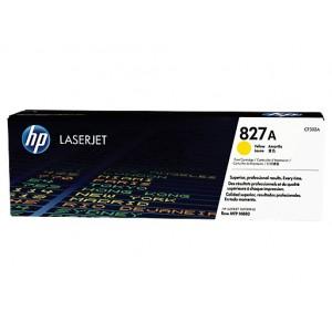 HP CF302A оригинална жълта тонер касета 827A