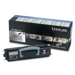 Lexmark X340H11G оригинална черна тонер касета (Return Program)