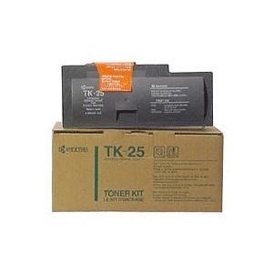 Kyocera TK-25 оригинална черна тонер касета