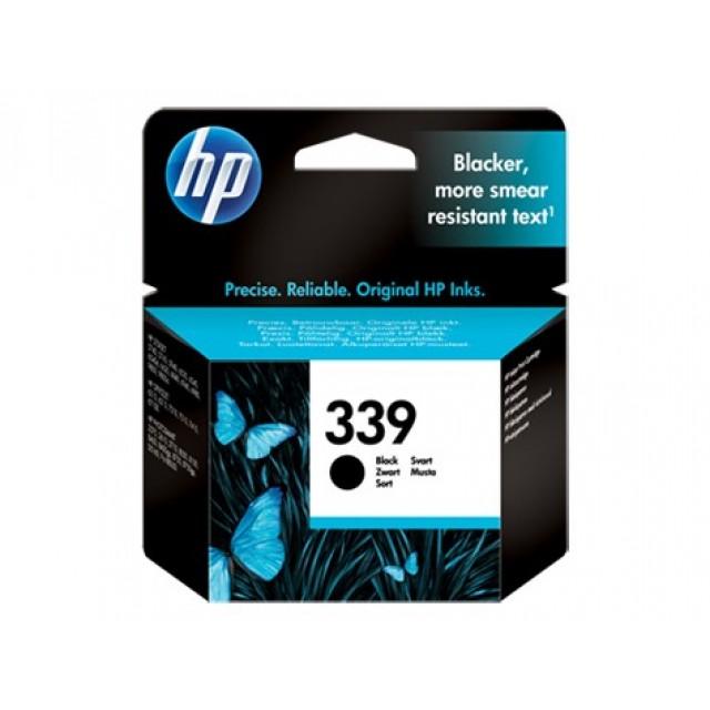 HP C8767EE черна мастилена касета 339