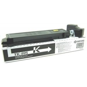 Kyocera TK-895K оригинална черна тонер касета