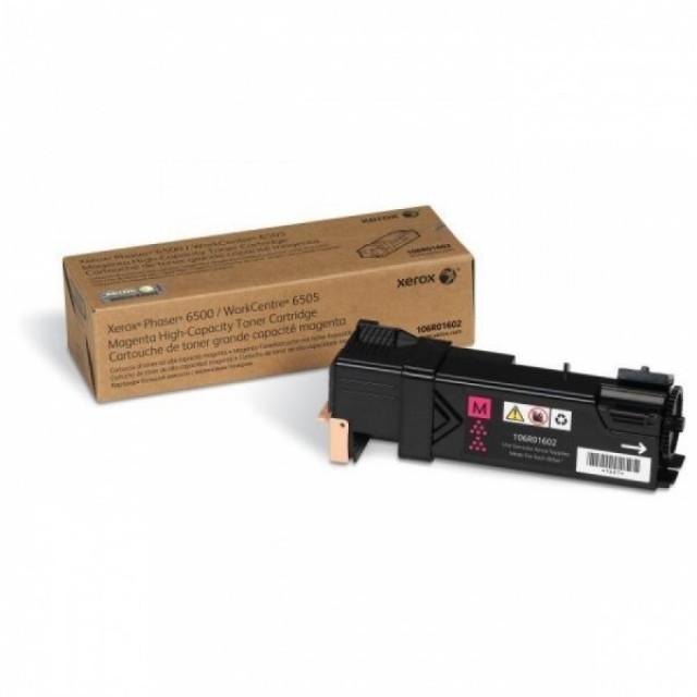 Xerox 106R01602 оригинална червена тонер касета