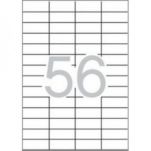 Етикети 52.5x21.2 mm, MULTI 3 самозалепващи