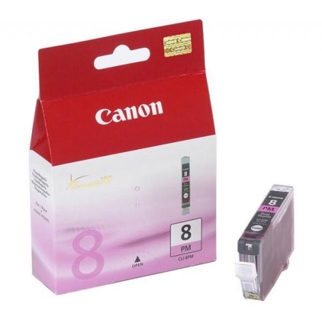 Canon CLI-8PM фото червена мастилена касета
