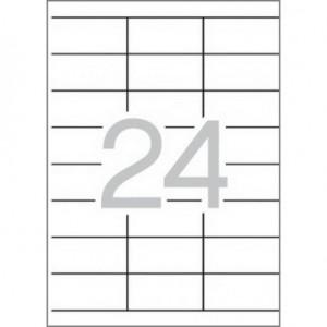 Самозалепващи етикети MULTI 3, 70x33,8 mm