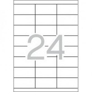 Самозалепващи етикети MULTI 3, 70x35 mm