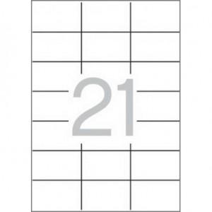 Самозалепващи етикети MULTI 3, 70x42,4 mm
