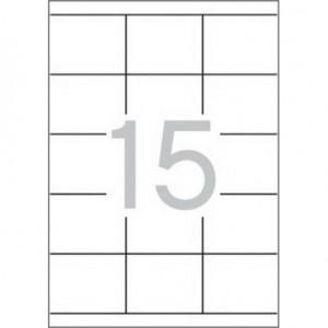 Самозалепващи етикети MULTI 3, 70x50,8 mm