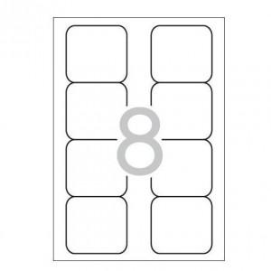 Самозалепващи етикети MULTI 3, 70x71,9 mm